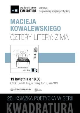 plakat_KOWALEWSKI